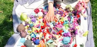 workshop.01『いわもとあきこさんの手織り教室』(終了)
