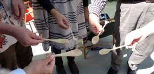 workshop.04『竹で匙(さじ)をつくる』(終了)